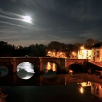 Wye Bridge Hereford, Херефорд