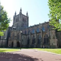 Hereford Cathedral, Hereford, Херефорд