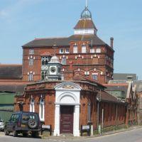 McMullens Brewery, Hertford, Хертфорд