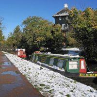 River Lea - Hertford, Хертфорд