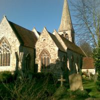 Holy Trinity Church, Bengeo, Hertford, Хертфорд