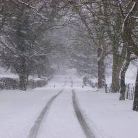 School in snow 2, Хертфорд