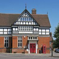 Old Hertford Library, Хертфорд