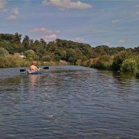 River Lea, Хертфорд