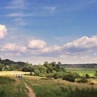 Lea Valley - Hertford, Хертфорд