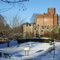 Hertford Castle, Хертфорд