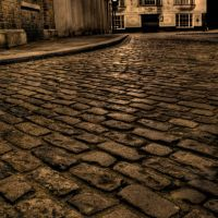 Hertford Street at Night (HDR), Хертфорд