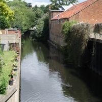 Canal, Hertford, Хертфорд
