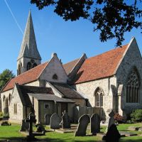 Holy Trinity, Bengeo, Хертфорд