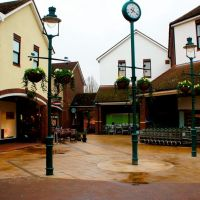Bricherley Green Shopping Centre - Hertford, Хертфорд