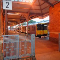 Hertford East Station, Хертфорд