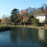 River Lee, Near Hertford, Хертфорд