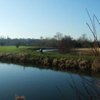 River Lee, Navigation and river, Hertford, Хертфорд