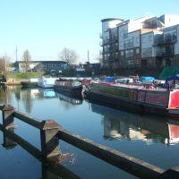 River Lee, Hertford, Хертфорд