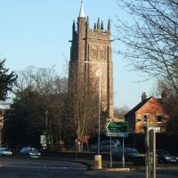 Church, Hertford, Хертфорд