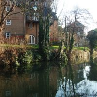 River Lee Navigation, Hertford, Хертфорд