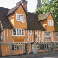old house, Хертфорд