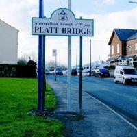 Platt Bridge, Хиндли
