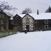Kirkless Hall, Хиндли
