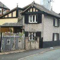 Old house on Deansgate, Hindley, Хиндли