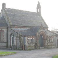 Crematorium (left), Хиндли