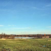 Amberswood land reclaimation site, Хиндли