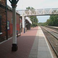 Hinckley Station, Хинкли
