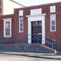 The Masonic Hall, Хинкли