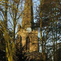 St Marys church Hinckley, Хинкли
