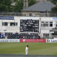 Sussex County Cricket Ground - Mushtaq Ahmed, Хоув