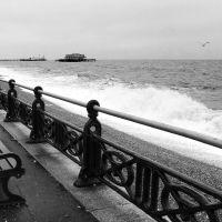 Hove Promenade - December, Хоув