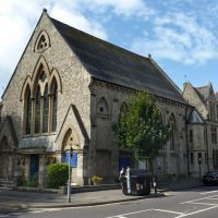 UNITED REFORMED CHURCH HOVE AND PORTSLADE, Хоув