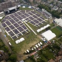 Elton John Concert Sussex County Cricket Club, Хоув
