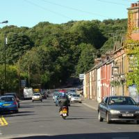 Looking towards White Lane from Station Road, Chapeltown, Sheffield S35, Чапелтаун