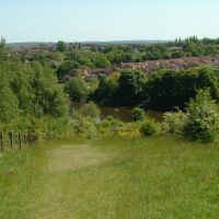 High Green from Westwood Country Park, Sheffield S35, Чапелтаун