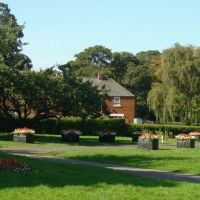 Late summer in Ecclesfield Park, Sheffield S35, Чапелтаун