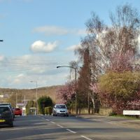Panorama of Ecclesfield Road looking towards Chapeltown centre 2, Chapeltown, Sheffield S35, Чапелтаун
