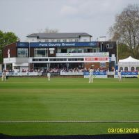 The County Ground v NZ 08, Челмсфорд