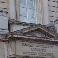 Nazi Swastikas above an ENGLISH council building!, Челмсфорд