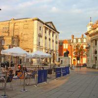 Quiet Evening at Tindal Square, Челмсфорд