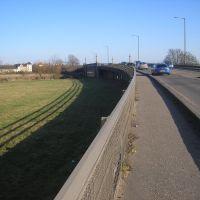 Chelmer Road flyover, Chelmsford, Челмсфорд