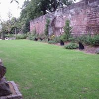 Roman Gardens, Честер