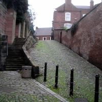Cobbled street (St Marys Hill), Честер