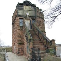 Phoenix or King Charles Tower, City Walls, Chester, Честер