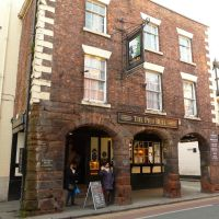 The Pied Bull Hotel de Chester, Честер