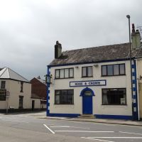 """The Rose and Crown"" on Sheffield Road, Chesterfield, Честерфилд"