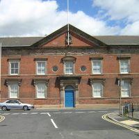 Markham Works Offices, Честерфилд