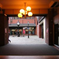 Shopping Precinct Chesterfield, Честерфилд