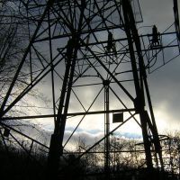 Pylon at Spital, Честерфилд