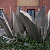 Ibus hotel sculpture, Честерфилд